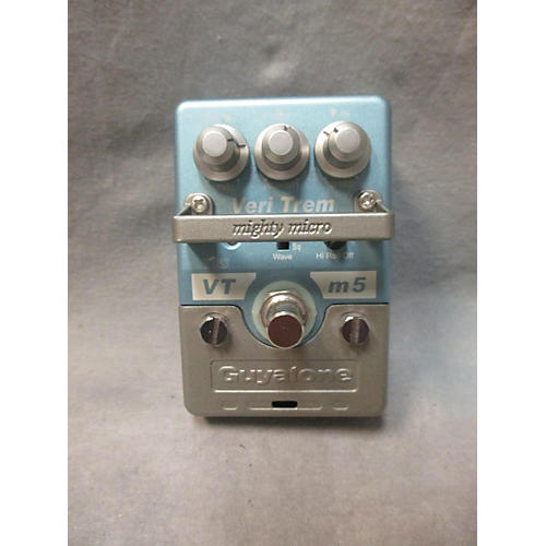 Guyatone MIGHTY MICRO VTM5 TREMOLO Effect Pedal-thumbnail