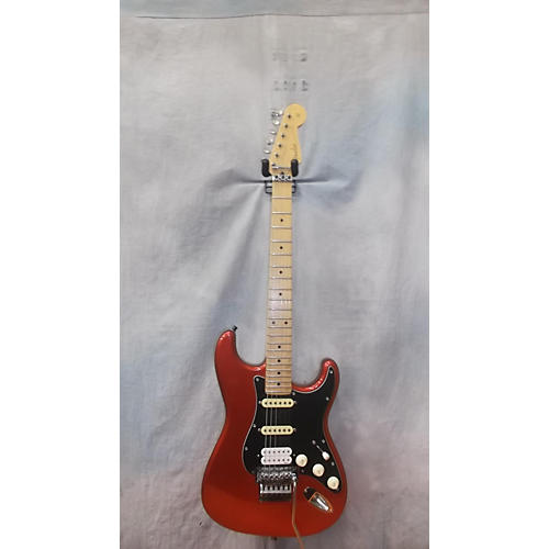 Fender MIJ HSS STRATOCASTER Solid Body Electric Guitar Candy Apple Red
