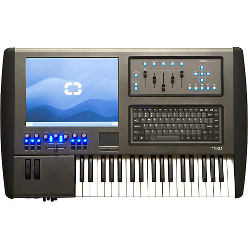 Open Labs MIKO LX4 2.4GHz Core2Quad Keyboard Workcenter-thumbnail