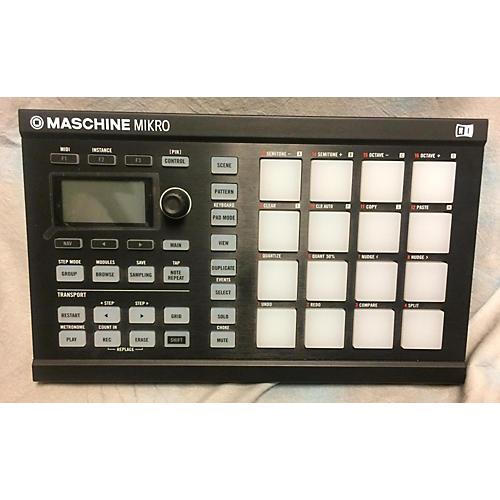 Native Instruments MIKRO Black MIDI Controller-thumbnail