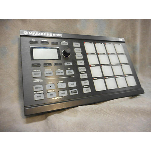 Native Instruments MIKRO MIDI Controller-thumbnail