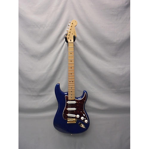Fender MIM DELUXE PLAYERS STRATOCASTER Solid Body Electric Guitar-thumbnail