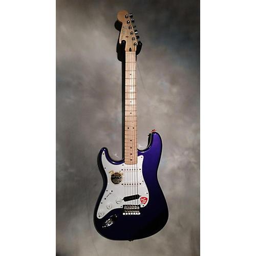 Fender MIM LH Strat Electric Guitar-thumbnail