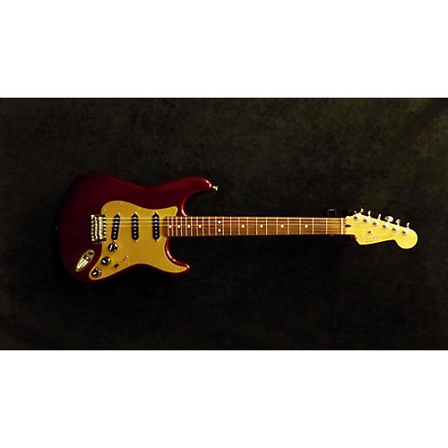 Fender MIM Stratocaster Solid Body Electric Guitar-thumbnail