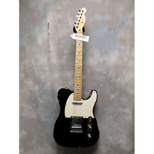 Fender MIM Telecaster Solid Body Electric Guitar-thumbnail