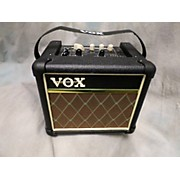 Vox MINI 3 G2 Guitar Combo Amp