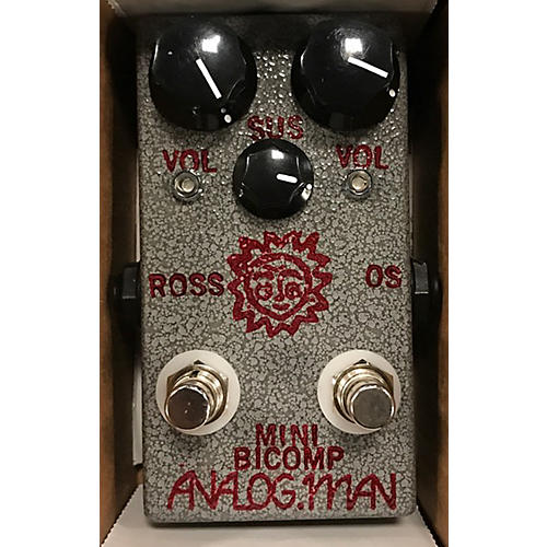 Analogman MINI BICOMP Effect Pedal-thumbnail