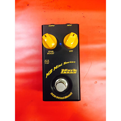 Markbass MINI BOOST Bass Effect Pedal