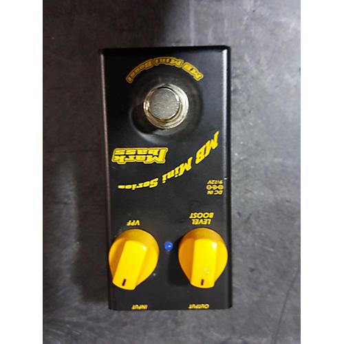 Markbass MINI BOOST Bass Effect Pedal