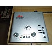 dbx MINI PRE Microphone Preamp