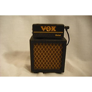 Pre-owned Vox MINI VOX HALF STACK Battery Powered Amp