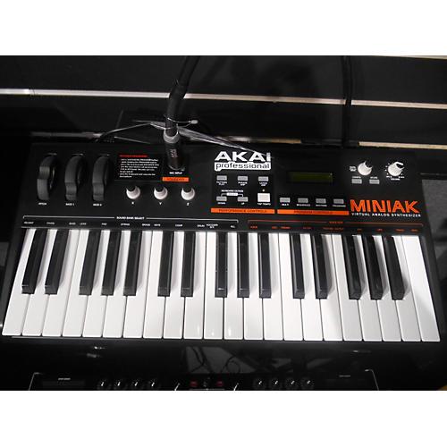 Akai Professional MINIAK Virtual Analog Synthesizer-thumbnail