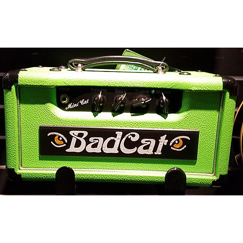 Bad Cat MINICAT Tube Guitar Amp Head-thumbnail