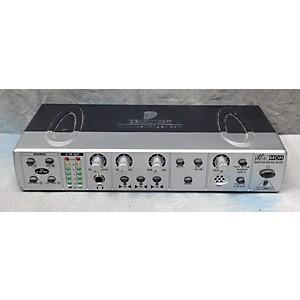 Pre-owned Behringer MINIMON MONITOR MATRIX MIXER Powered Mixer