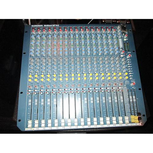 Allen & Heath MIX WIZARD 16 V2 Unpowered Mixer-thumbnail