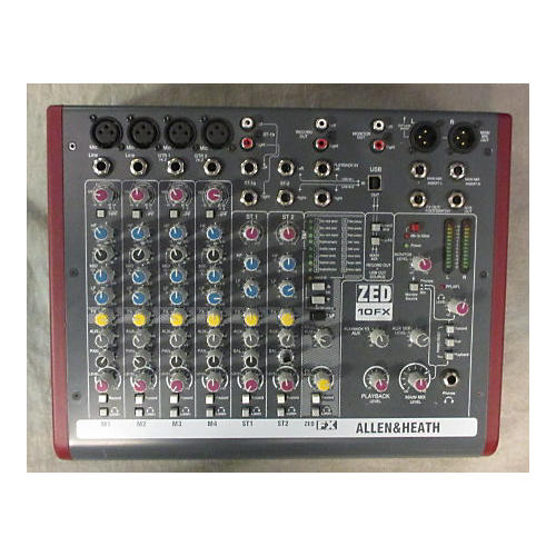 Allen & Heath MIX WIZARD 16:2 Unpowered Mixer-thumbnail