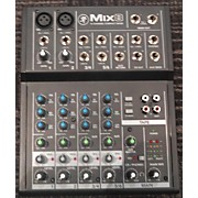 Mackie MIX8 Powered Mixer