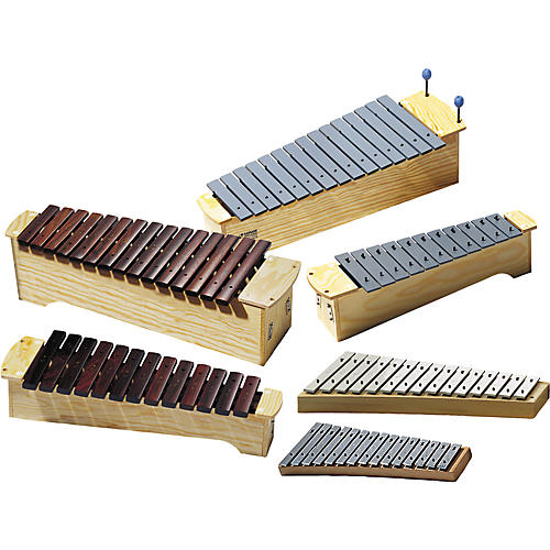 Sonor MJ1 Meisterklasse Junior Orff Instrument Set
