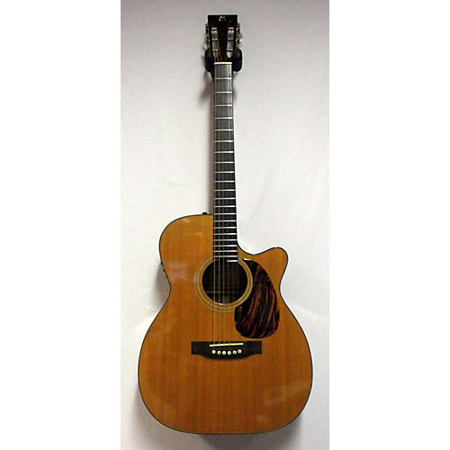 used mitchell mjc5 acoustic electric guitar natural guitar center. Black Bedroom Furniture Sets. Home Design Ideas