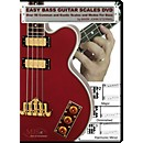 MJS Music Publications Easy Bass Guitar Scales (DVD) (EZBS)