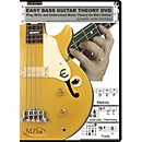 MJS Music Publications Easy Bass Guitar Theory (DVD) (EZBTH)