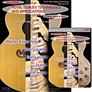 MJS Music Publications Total Scales Techniques And Applications DVD, Book, and CD Set (COMBO GTSTA)