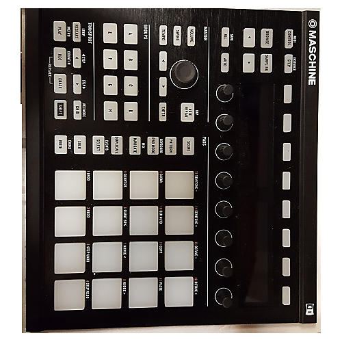 Native Instruments MK II Production Controller