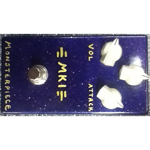 In Store Used MK1 Purple Effect Pedal-thumbnail