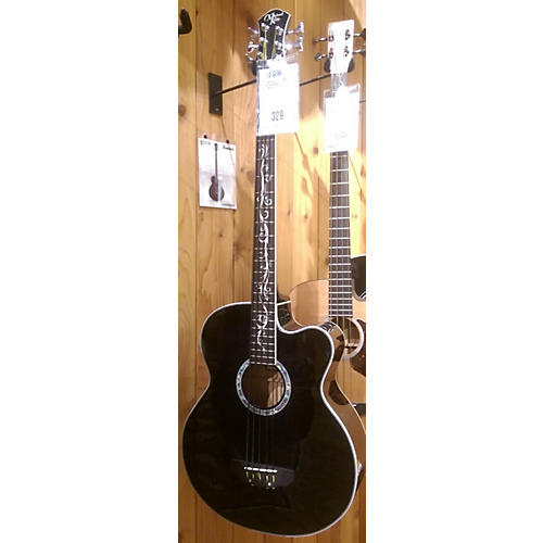 Michael Kelly MKDF5 5 String Dragonfly Acoustic Electric Acoustic Bass Guitar-thumbnail