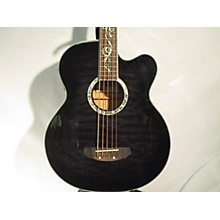 Michael Kelly MKDF5 5 String Dragonfly Acoustic Electric Acoustic Bass Guitar