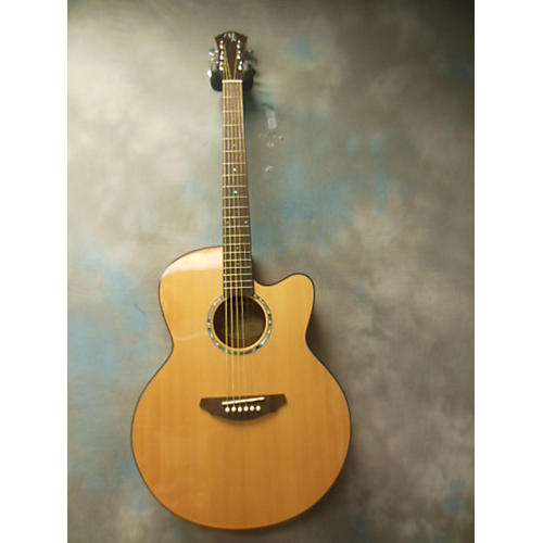 Michael Kelly MKJ60SCE Acoustic Electric Guitar