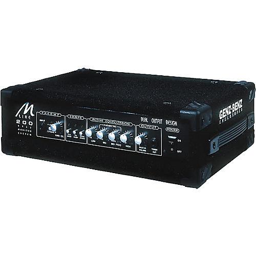Genz Benz ML 200 200 watt Bass Head