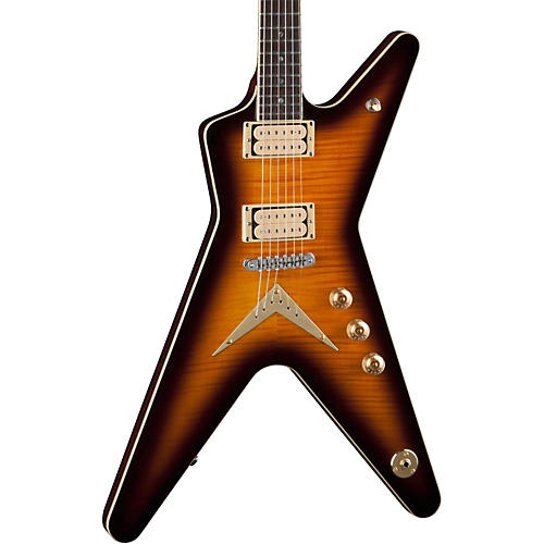 Dean ML Chicago Flame Electric Guitar-thumbnail