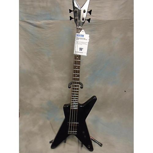 Dean ML Metalman 4-String Electric Bass Guitar