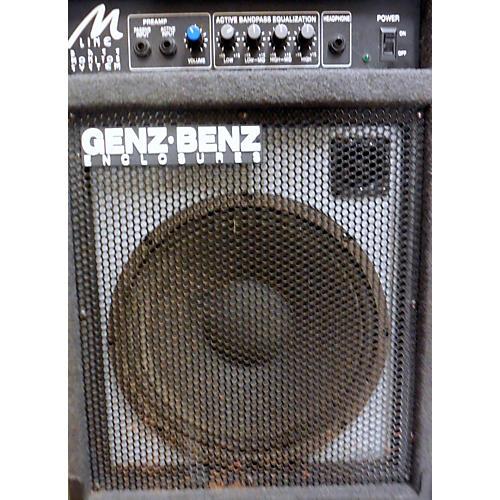 Genz Benz ML12T Bass Combo Amp-thumbnail