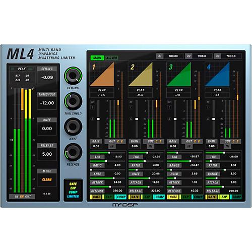 McDSP ML4000 Native v6 Software Download