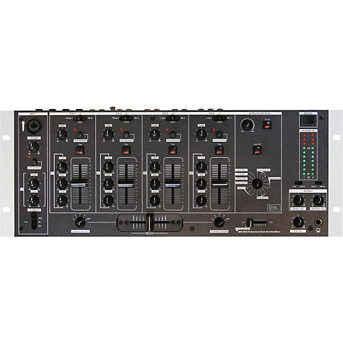 Gemini MM-4000 DJ Mixer