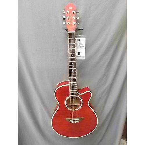 Morgan Monroe MM-qARD Acoustic Guitar-thumbnail