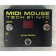 Tech 21 MM1 Midi Mouse Pedal