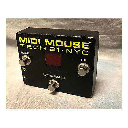 Tech 21 MM1 Midi Mouse Pedal-thumbnail