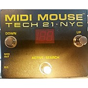 Tech 21 MM1 Midi Mouse Pedal