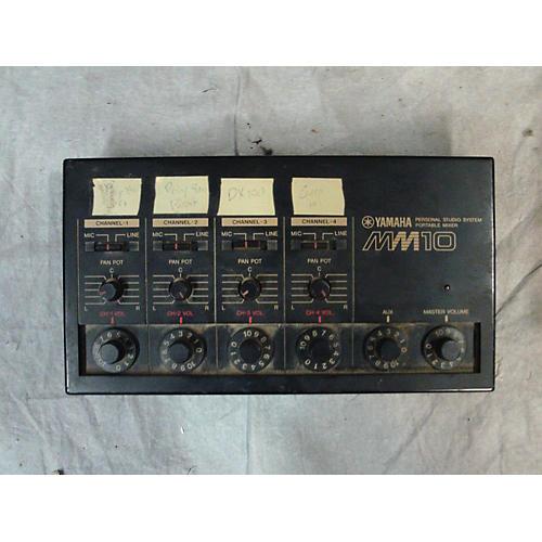 Yamaha MM10 Unpowered Mixer-thumbnail