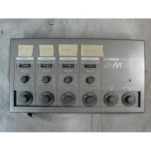 Yamaha MM10 Unpowered Mixer