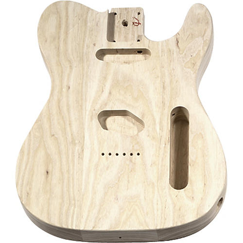 Mighty Mite MM2705A Telecaster Replacement Body - Unfinished-thumbnail