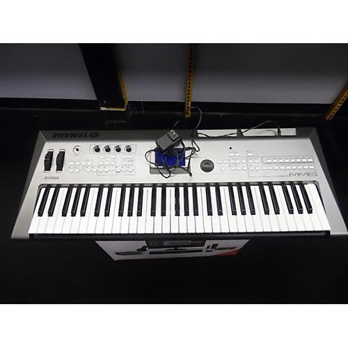 Yamaha MM6 61 Key Keyboard Workstation-thumbnail