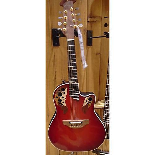 Ovation MM68 Mandolin Cherry