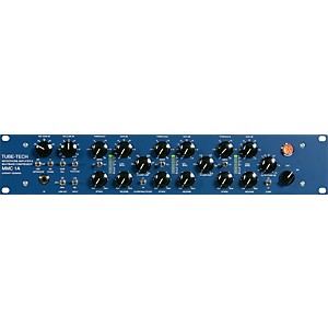 Tube-Tech MMC 1A Microphone Preamp and Multi-Band Compressor