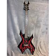 B.C. Rich MMW Metal Master Solid Body Electric Guitar