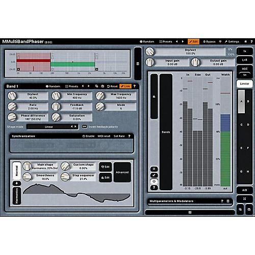MeldaProduction MMultiBandPhaser Software Download