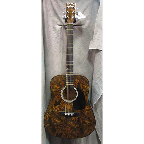 Indiana MO-1 Acoustic Guitar
